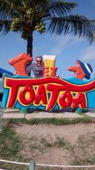 Cabana Toa Toa - Taperapuan by Fernando Mota