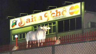 Baita Tchê Churrascaria by Samy Fortuna