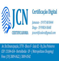 Jcn Certificadora by JCN CERTIFICADORA