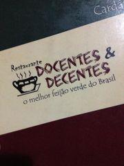 Docentes & Decentes by Sabyne Albuquerque