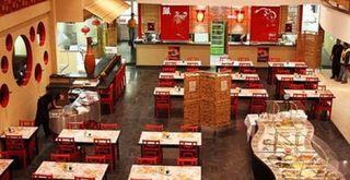 Restaurante Grand China by Carlos Brasil