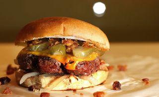 Vinil Burger by Nádia Ribeiro De Lima
