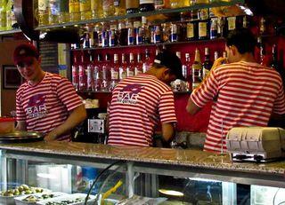 Bar das Quengas by Irann Coffey
