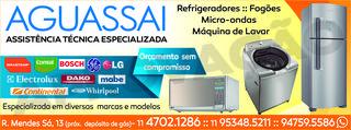 Aguassai Assistência Técnica Multimarca by Marcelo Costa Silvério