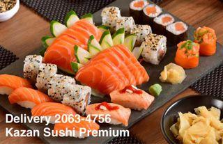 Kazan Sushi Premium by Dan Pollard