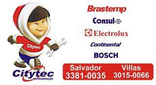 Citytec Assistência Técnica Brastemp Consul Electrolux e Samsung by Apontador