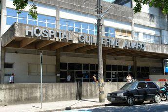 Foto de  Hospital Guilherme Alvaro enviada por Thomas Cavalcanti Coelho em