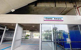 Foto de  Estação Santo Amaro enviada por Apontador em