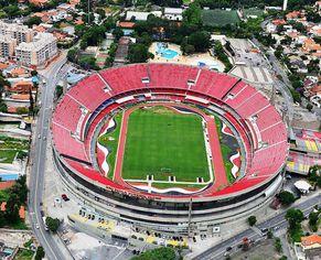 Foto de  Estádio do Morumbi (Estádio Cícero Pompeu de Toledo) enviada por Apontador em