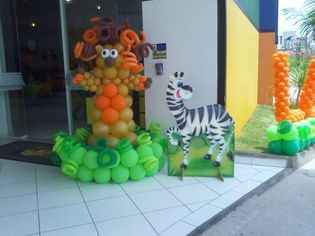 Foto de  Cubo Mágico Buffet Infantil enviada por Ale em