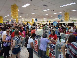 Foto de  Magazine Luiza - Shopping Aricanduva enviada por Milton De Abreu Cavalcante em 15/08/2012