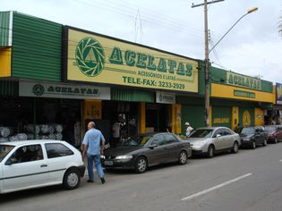 Foto de  Acelatas Acessórios e Latas - Setor dos Funcionários enviada por Alvaro Verissimo em