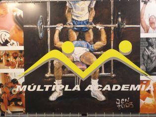 Foto de  Multipla Academia enviada por Thomas Cavalcanti Coelho em 17/03/2015