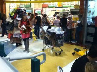 Foto de  Shopping Center Iguatemi São Carlos enviada por Mihai Sorin Doroban¿U em 23/08/2012