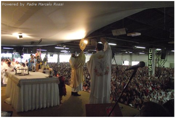 Foto de  Santuário Mãe de Deus - Padre Marcelo Rossi enviada por EAG em 05/09/2011