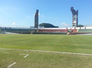 Foto de  Estádio Doutor Oswaldo Teixeira Duarte - Canindé enviada por Luana Ming em 06/06/2014