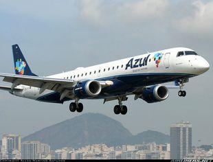 Foto de  Azul Linhas Aéreas Brasileiras enviada por Andressa Muniz Da Silva em