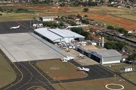 Foto de  Aeroporto de Uberlândia enviada por Lisandra Barros em 27/07/2012