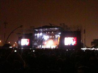 Foto de  Arena Anhembi enviada por Paulo Miguel em 18/09/2011