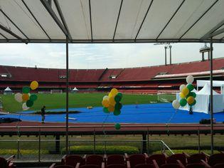 Foto de  Estádio do Morumbi (Estádio Cícero Pompeu de Toledo) enviada por Rafael Siqueira em 16/05/2014