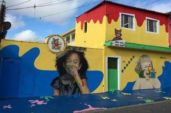 Foto de  Berçario Escola Lobinho enviada por Berçario E Recreação Infantil Lobinho em 14/01/2016