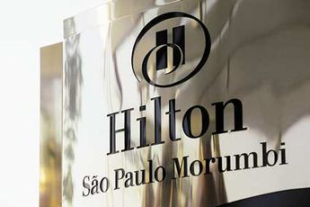 Foto de  Hilton - Morumbi enviada por Apontador em