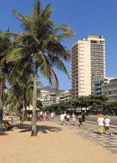 Foto de  Praia Ipanema enviada por Booking em