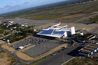 Foto de  Aeroporto de Vitória- Eurico de Aguiar Salles enviada por Allan Saldanha Vital em