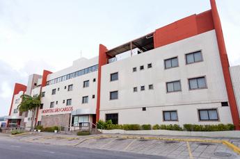 Foto de  Hospital São Carlos enviada por Priscilla Aragão Nóbrega em
