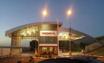 Foto de  Honda Automoveis do Brasil enviada por Eduardo Falcao em