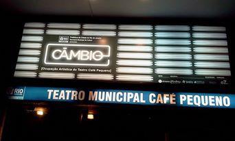 Foto de  Teatro Café Pequeno - Leblon enviada por Carolina Romanini em