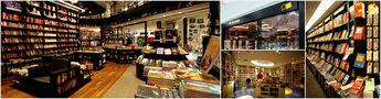 Foto de  Livraria Saraiva - Shopping Anália Franco enviada por Priscila Bulbarelli Ferreira em 06/01/2015