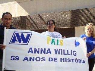 Foto de  Escola Estadual de Ensino Fundamental Anna Willig enviada por Anna Willig em 27/03/2013