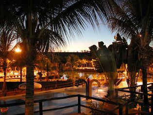 Foto de  Thermas dos Laranjais enviada por W3MIDIA - Internet - São José do Rio Preto em