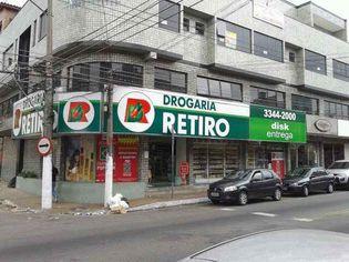 Foto de  Drogaria Retiro - Retiro enviada por Aguas Festa Eventos em