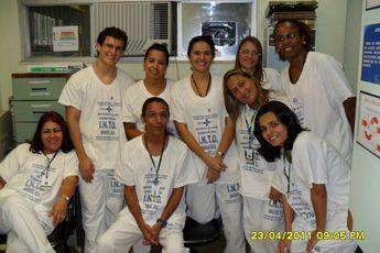 Foto de  Instituto Nacional de Traumatologia e Ortopedia Jamil Haddad enviada por Washington Ramos Castro em 16/07/2011