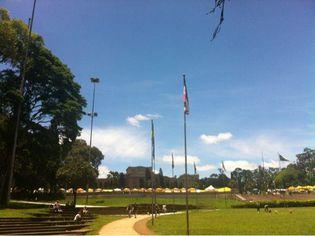 Foto de  Parque da Independencia enviada por Su em 18/11/2012