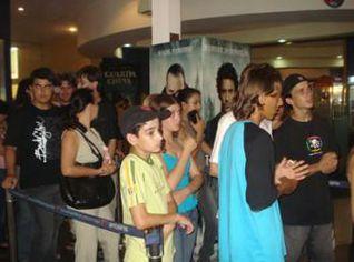 Foto de  Cinema Arcoíris Shopping  Calçadão enviada por Rodrigo em