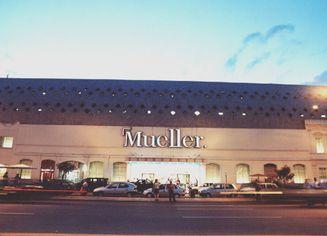 Foto de  Mueller Shopping Center de Curitiba enviada por Vitor Cruz em 25/06/2014