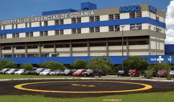 Foto de  Hospital de Urgencias de Goiania Hugo enviada por Lucidarce Da Matta em 21/01/2015