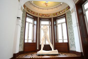 Foto de  Palacete das Artes Rodin Bahia enviada por Suzi Oliveira em 22/09/2014