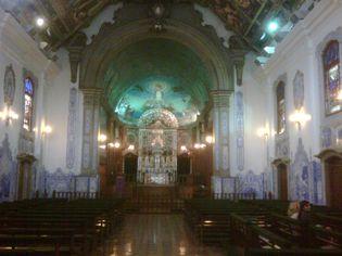 Foto de  Igreja Nossa Senhora do Brasil enviada por Leonardo Andreucci em