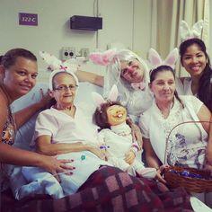 Foto de  Hospital Pérola Byington (Centro Referência Saúde Mulher) enviada por Luana Ming em 16/04/2014