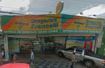 Foto de  Drogaria Francelli - Itapuã enviada por Caroline Monteiro em
