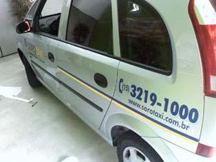 Foto de  Sorotaxi Associação dos Taxistas de Sorocaba e Região enviada por Alexandre Eher em