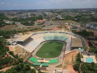 Foto de  Estádio de Pituaçu enviada por Leonardo Andreucci em