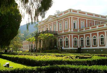 Foto de  Museu Imperial de Petrópolis enviada por Edielle Moura em 19/08/2014