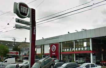Foto de  Fiat Sinal - Diadema enviada por Christo em