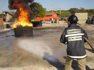 Foto de  Corpo de Bombeiros - Guadalupe enviada por Santinho Santiago em 06/06/2014