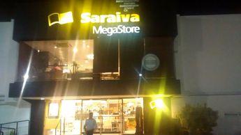 Foto de  Saraiva Mega Store Shopping Salvador enviada por Suenne Silva De Jesus em